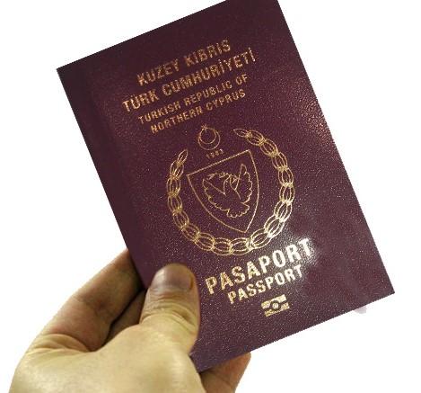 Kuzey Kıbrıs Türk Cumhuriyeti Pasaport Yasası